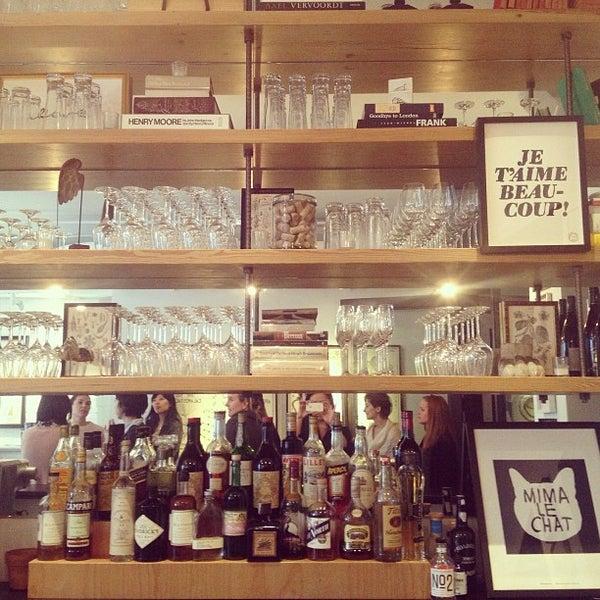 1/25/2013にJulie Q.がHaven's Kitchenで撮った写真