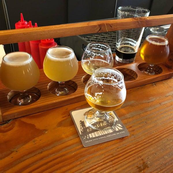 8/18/2018에 Beeriffic님이 PINTS Urban Tap Room에서 찍은 사진