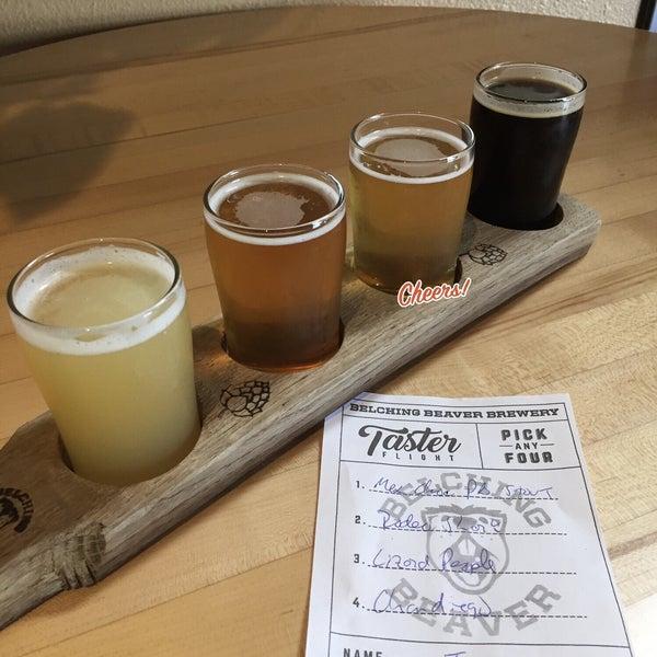 3/12/2019にScott J.がBelching Beaver Breweryで撮った写真