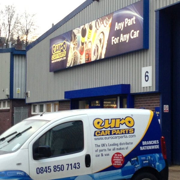 Photos At Euro Car Parts Birkenhead Wirral