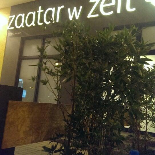 Foto tomada en Zaatar w Zeit por Bader A. el 11/2/2013