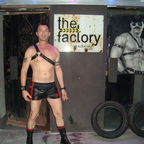 Biker bar book a provocative portrayal of gay leather history