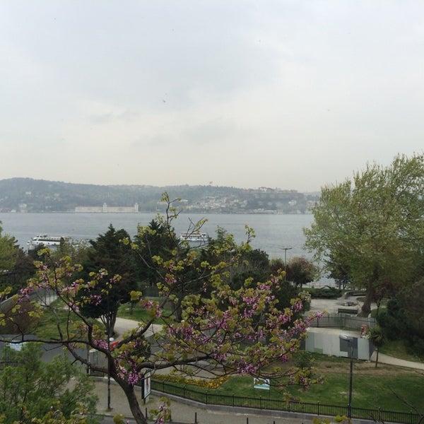 4/18/2014에 Esra E.님이 Koru İstanbul Kuruçeşme에서 찍은 사진
