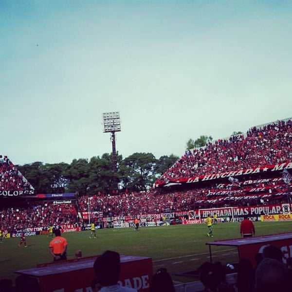 Foto scattata a Estadio Marcelo Bielsa (Club Atlético Newell's Old Boys) da German B. il 5/7/2016