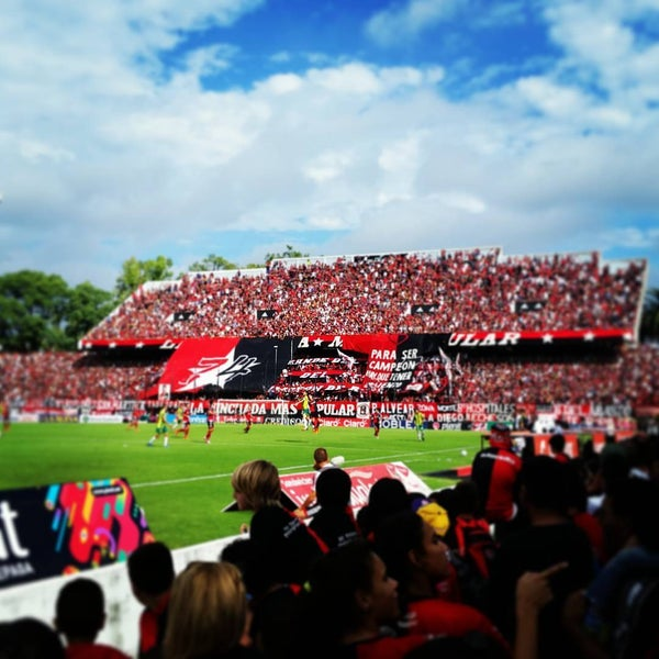 Foto scattata a Estadio Marcelo Bielsa (Club Atlético Newell's Old Boys) da German B. il 4/3/2016