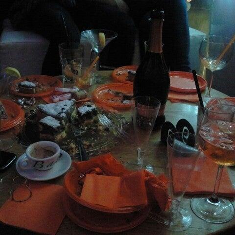 Foto diambil di Sevent In Lounge Bar Ristorante oleh Angela B. pada 12/29/2012
