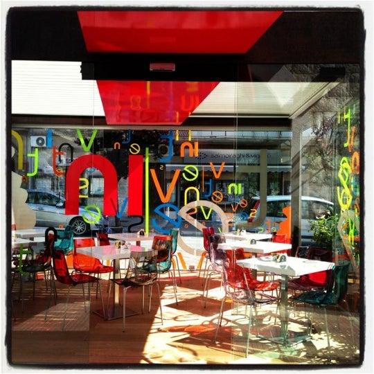 Foto diambil di Sevent In Lounge Bar Ristorante oleh Angela B. pada 3/4/2014
