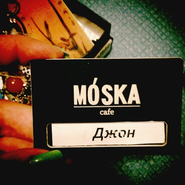 Foto scattata a Moska Bar da Sasha M. il 6/7/2013