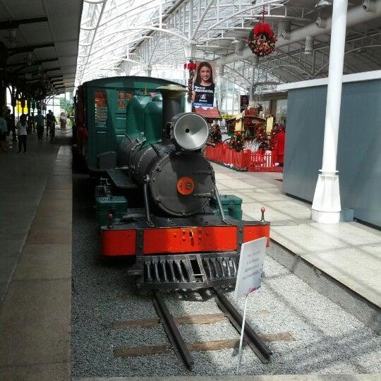 12/30/2012 tarihinde Alexandre C.ziyaretçi tarafından Shopping Estação'de çekilen fotoğraf
