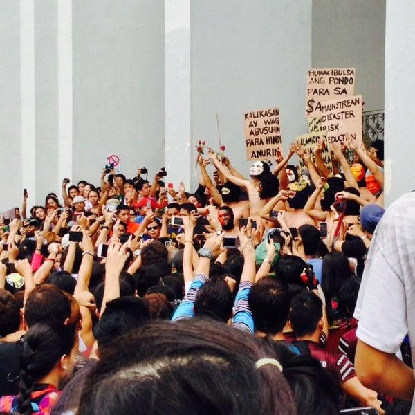 Ang dating daan koordinointi keskusten Quezon City