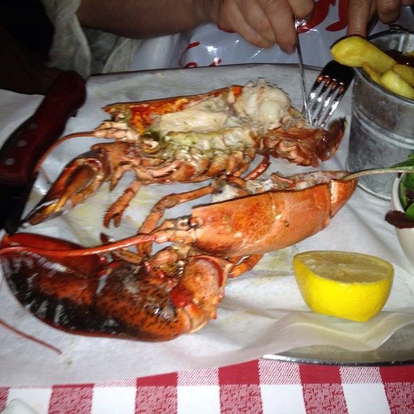 Foto tirada no(a) Big Easy Bar.B.Q & Crabshack por Steve H. em 7/6/2013
