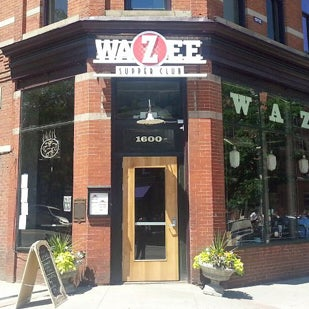 The Wazee predates all the hipness, all the gentrification of LoDo.