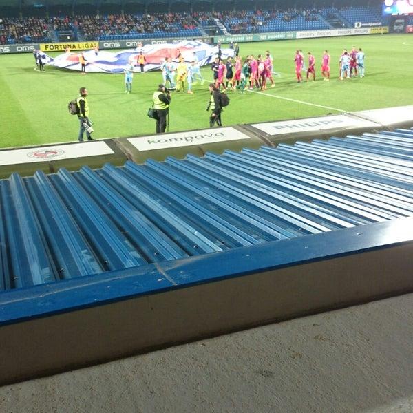 Photo prise au Štadión FK Senica par Dominika S. le11/9/2014