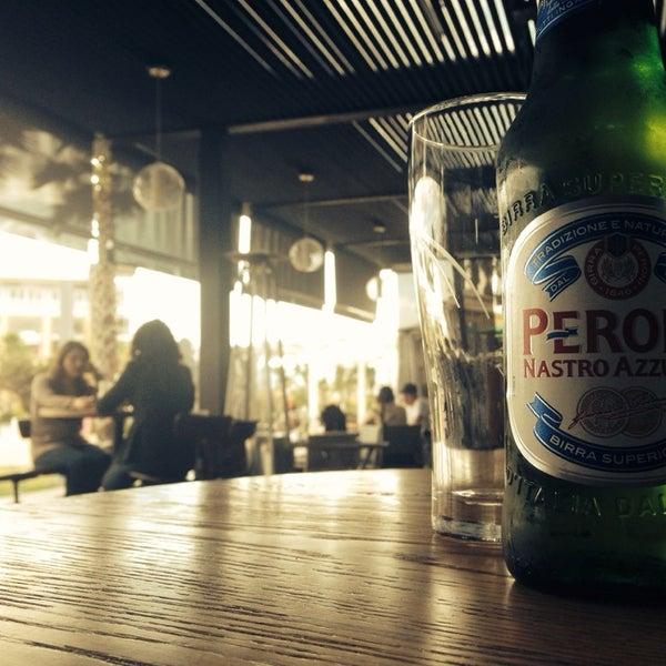Aquí hay muy buenas cervezas nacionales