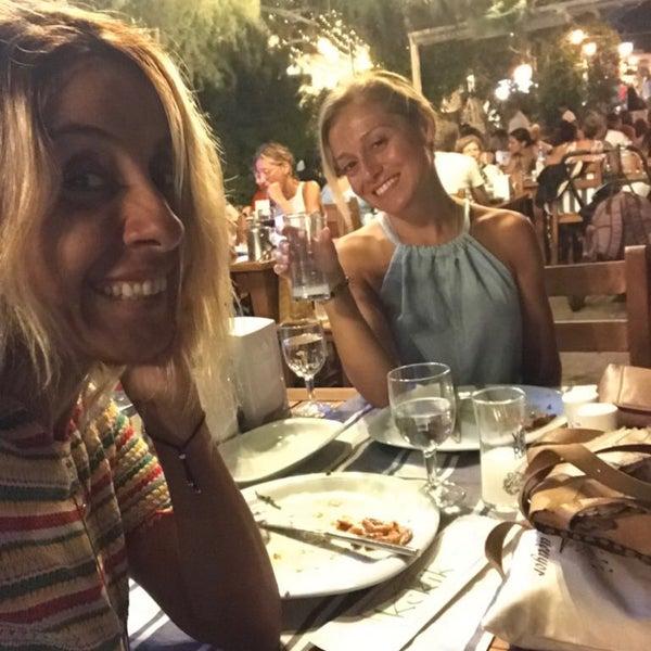 8/13/2018 tarihinde Ayşen Y.ziyaretçi tarafından Kekik Restaurant'de çekilen fotoğraf