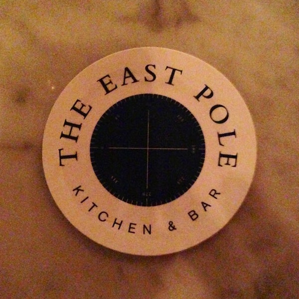 Kitchen Breakfast Bar Pole: English Restaurant In New York
