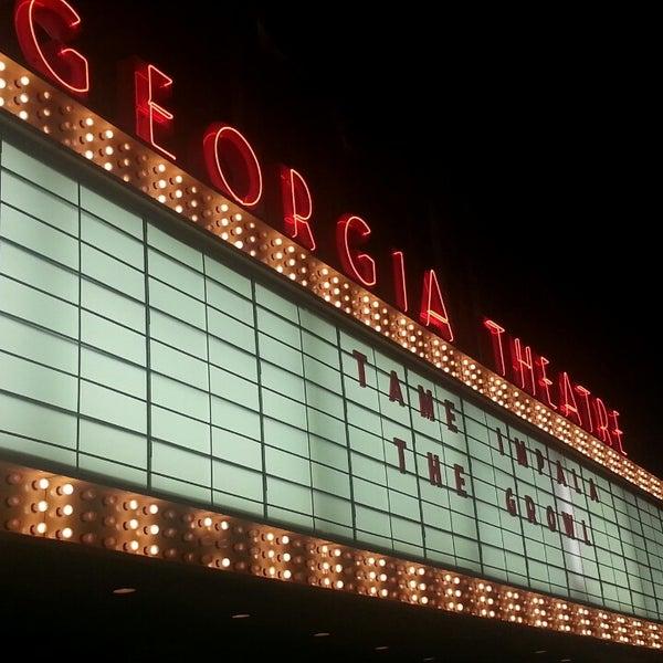 Das Foto wurde bei Georgia Theatre von Alfred L. am 2/24/2013 aufgenommen