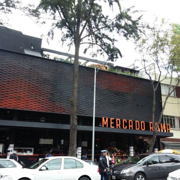 6/1/2014에 Argenesis P.님이 Mercado Roma에서 찍은 사진
