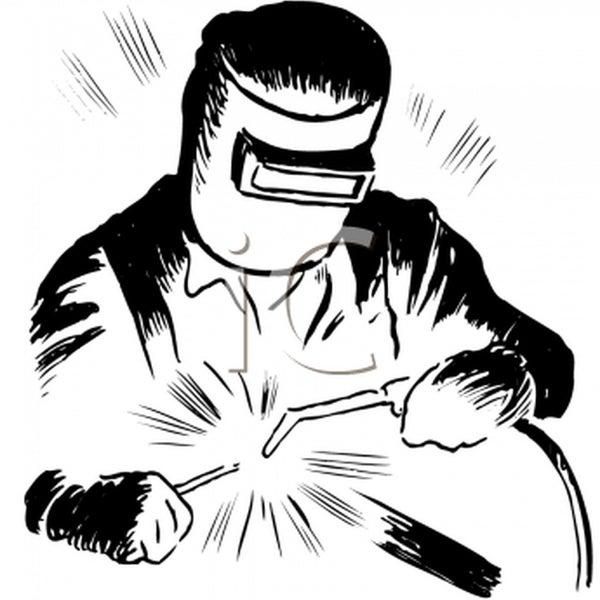 картинки сварщика за работой карандашом днях