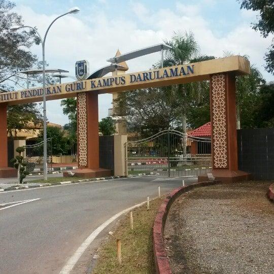 Photos At Institut Pendidikan Guru Kampus Darulaman 7 Tips