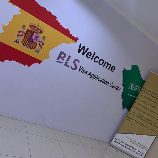 Photos at BLS International Spain Visa Application Centre