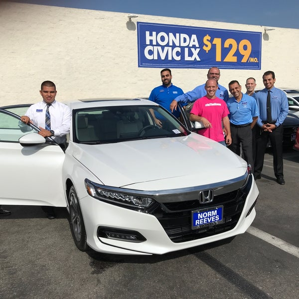 Norm Reeves Honda Irvine >> Photos At Norm Reeves Honda Superstore Irvine Auto