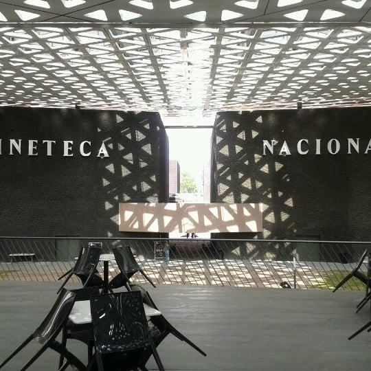 Foto tomada en Cineteca Nacional por Guillermo G. el 1/15/2013
