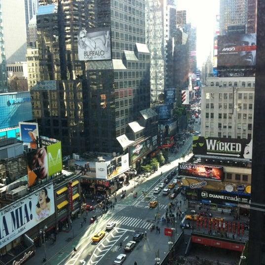 10/15/2012에 James K.님이 Novotel New York Times Square에서 찍은 사진
