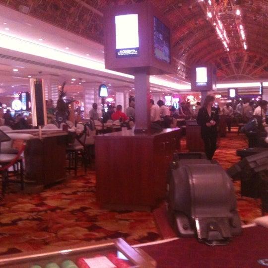 Снимок сделан в Tropicana Las Vegas пользователем Anne 2/8/2013