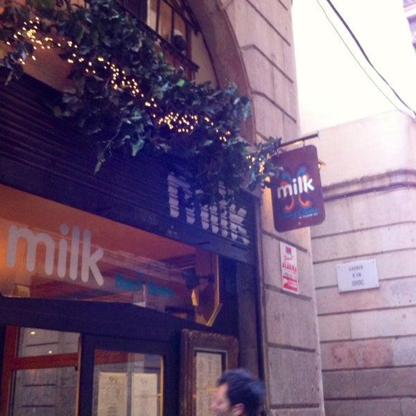 Foto scattata a Milk Bar & Bistro da Laura W. il 2/3/2013