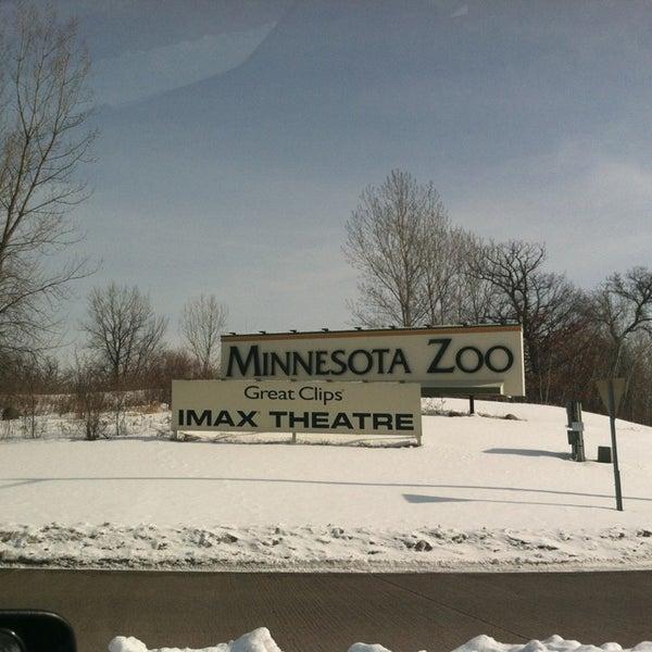 2/17/2013 tarihinde Kristin H.ziyaretçi tarafından Minnesota Zoo'de çekilen fotoğraf