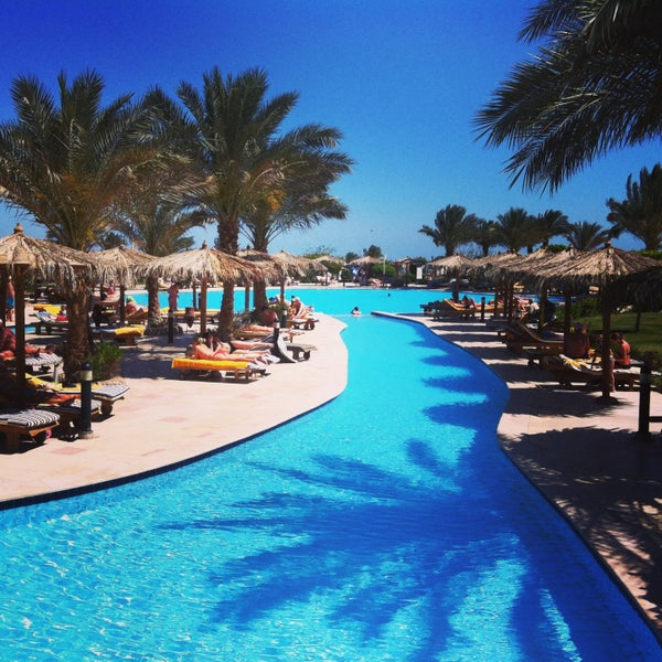 Beach Resort: Hilton Hurghada Long Beach Resort
