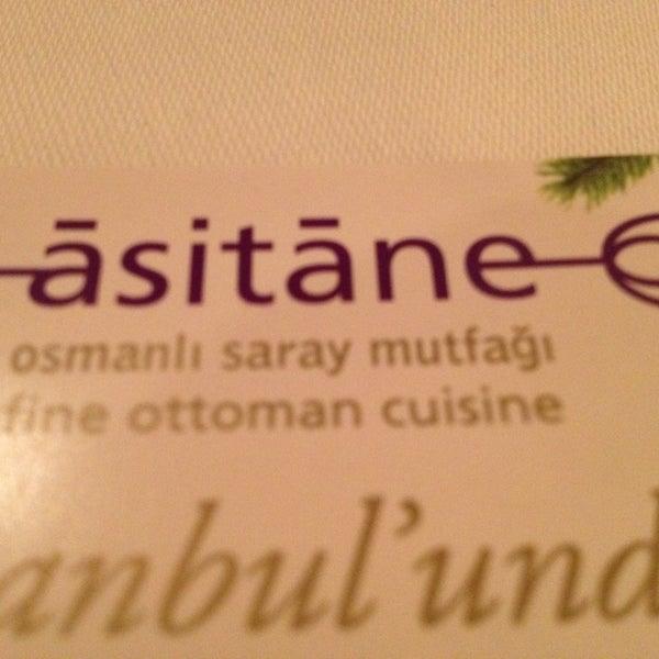 Güzel bir Osmanlı mutfağı tüm yemekler Osmanlı arşivinden çıkarılmış....