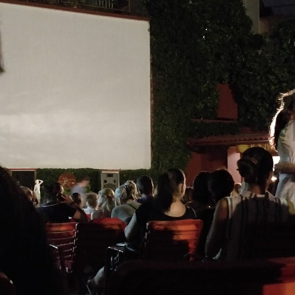 Photo prise au Cine Thisio par Konstantinos le6/16/2019
