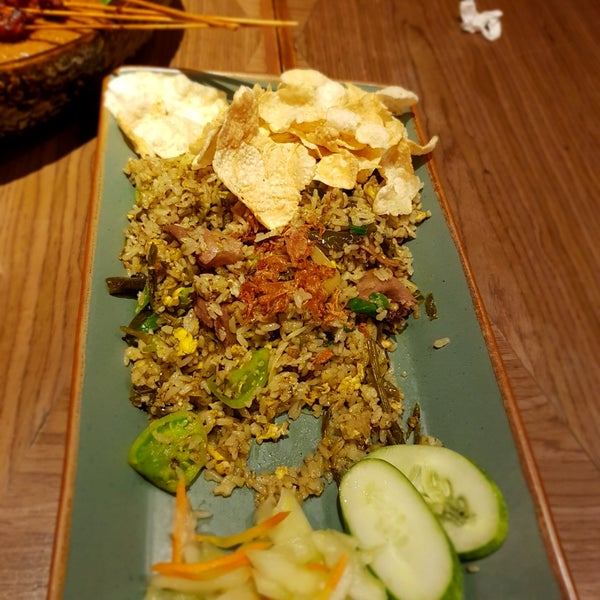 Foto scattata a REMBOELAN Indonesian Soulfood da Jin Ngee C. il 4/4/2018