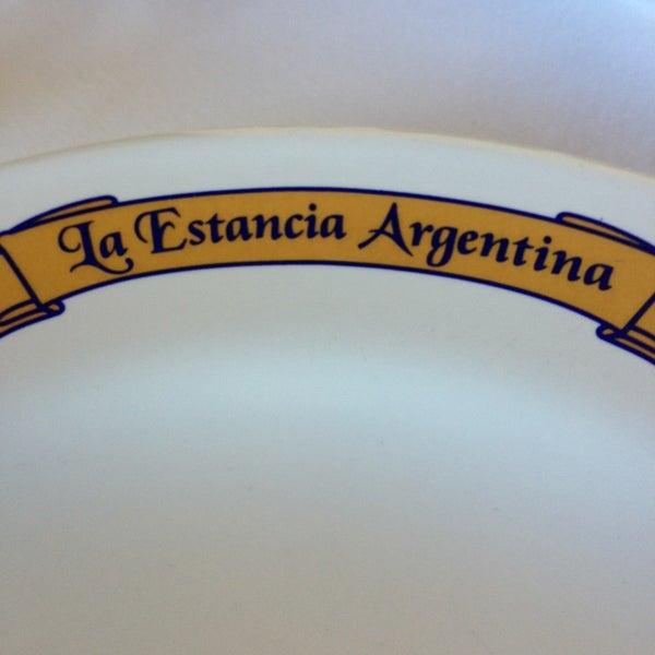 Foto scattata a La Estancia Argentina da Sebastian A. il 1/10/2013