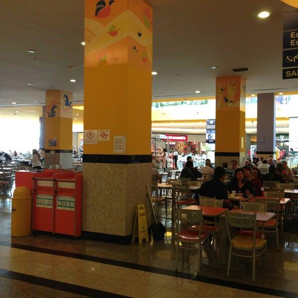 2/5/2013 tarihinde Luiz Filipe S.ziyaretçi tarafından Shopping Center Penha'de çekilen fotoğraf