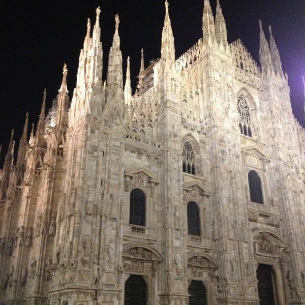 Photo prise au Dôme de Milan par Анна М. le7/25/2013