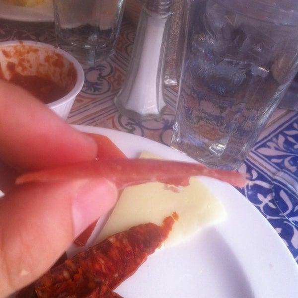 Снимок сделан в Tio Pepe Restaurant пользователем Juan Pablo C. 7/6/2013