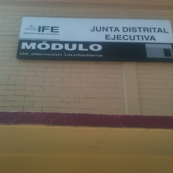 Photos At Modulo Ife Now Closed Tlanepantla De Baz México