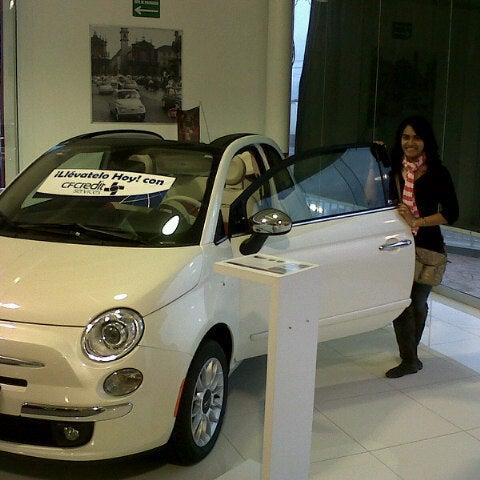 Photos At Fiat Autos Italianos Boca Del Rio Veracruz Llave