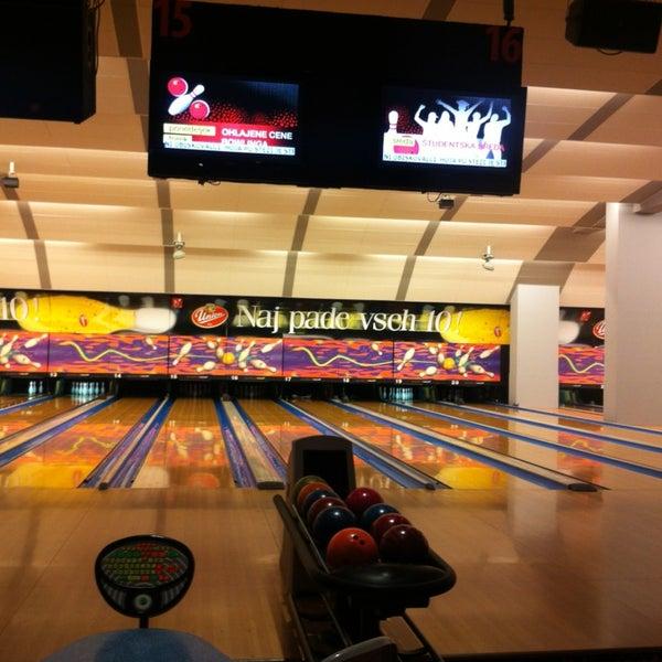 bowling liubliana btc