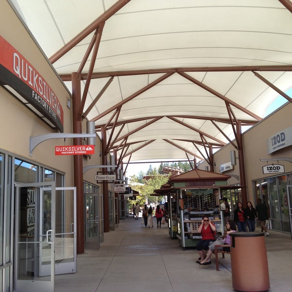68ebe878e9ce2a Photo taken at Seattle Premium Outlets by Tong M. on 5 5 2013