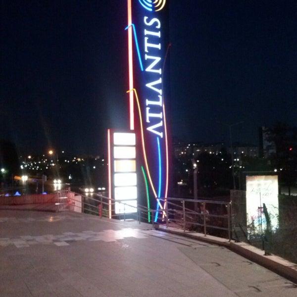 7/21/2013 tarihinde Harun S.ziyaretçi tarafından Atlantis Alışveriş ve Eğlence Merkezi'de çekilen fotoğraf