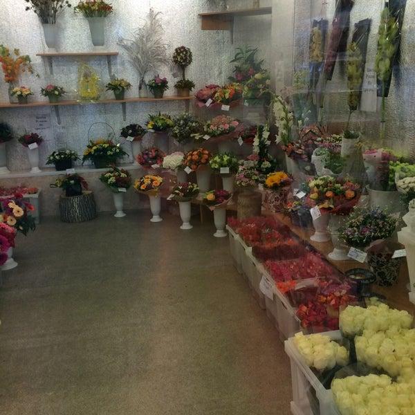 Оптовая база цветов в юао