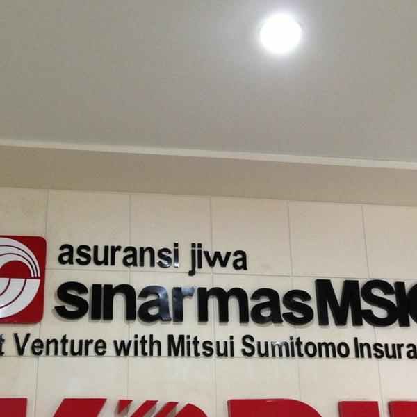 Photos at PT ASURANSI JIWA SINARMAS MSIG - Office in Pekanbaru