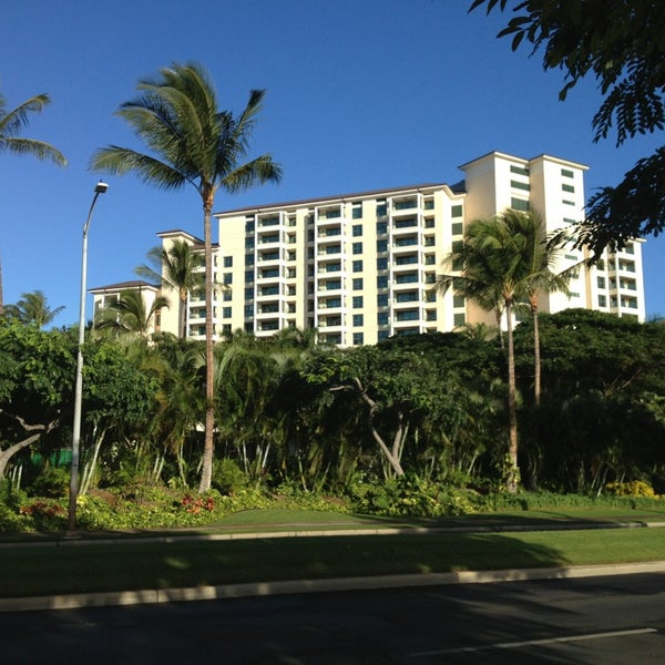 Marriotts Ko Olina Beach Club