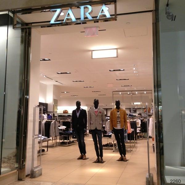 Магазин Зара Вегас
