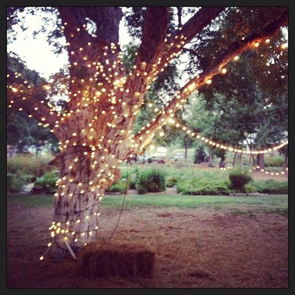 Foto tirada no(a) Eden East at Springdale Farm por Natanya A. em 7/13/2013