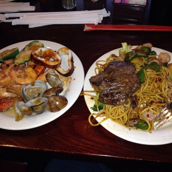 Groovy Hibachi Grill And Supreme Buffet Chinese Restaurant In Houston Download Free Architecture Designs Scobabritishbridgeorg